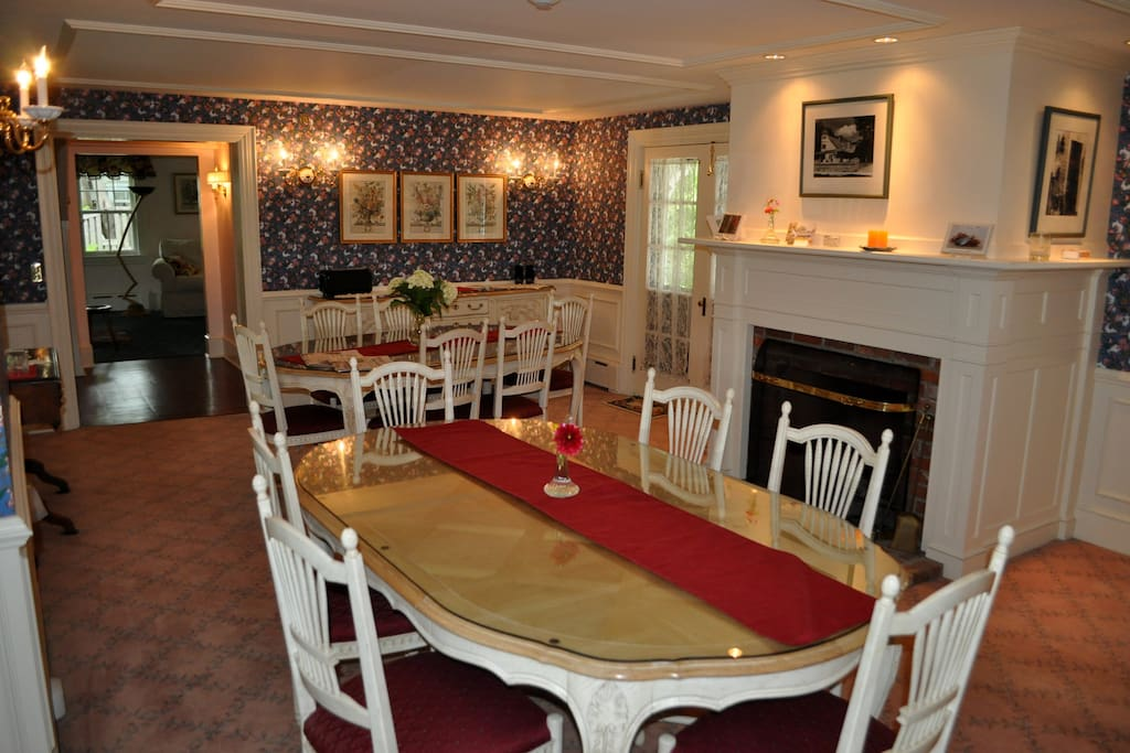 Stone Throw Bed And Breakfast Bar Harbor Maine