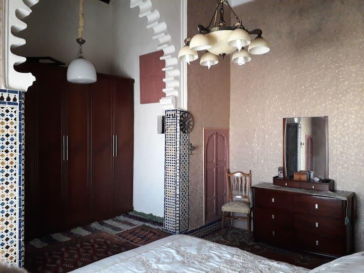 Riad dar Khatib (habitación privada 2)