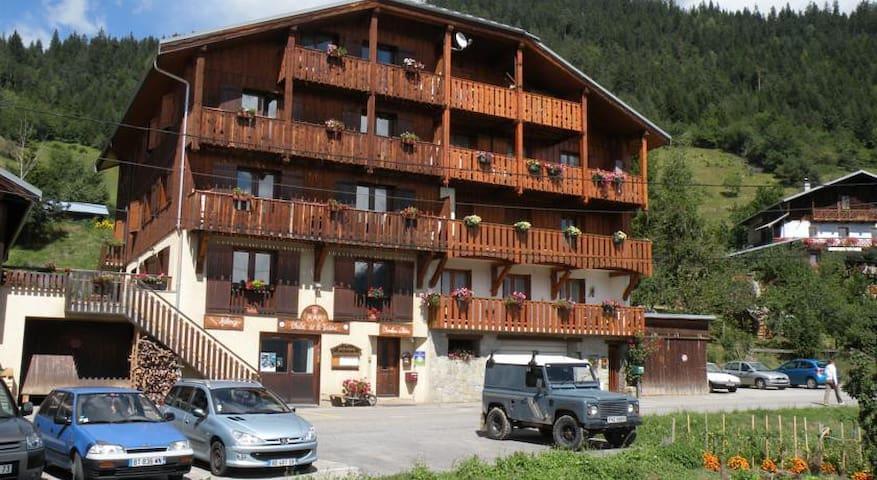 Chambre 3 lits simples - secteur 3 vallées