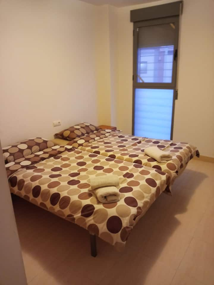 Habitación Privado Moncada (CEU)