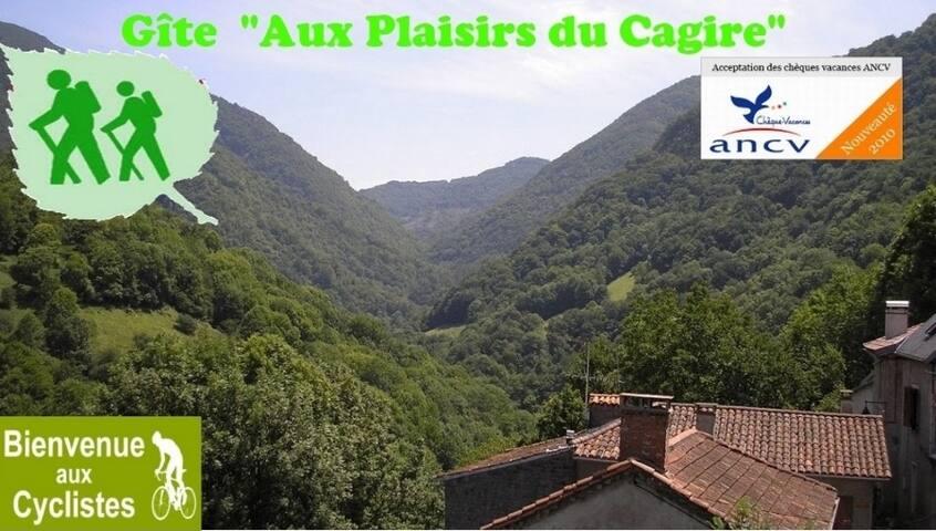 Gîte grand confort au coeur des Pyrénées