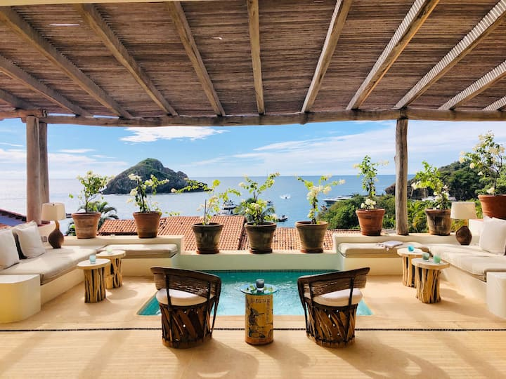 GORGEOUS OCEAN VIEW/ NEWLY RENOVATED CASITA COCO