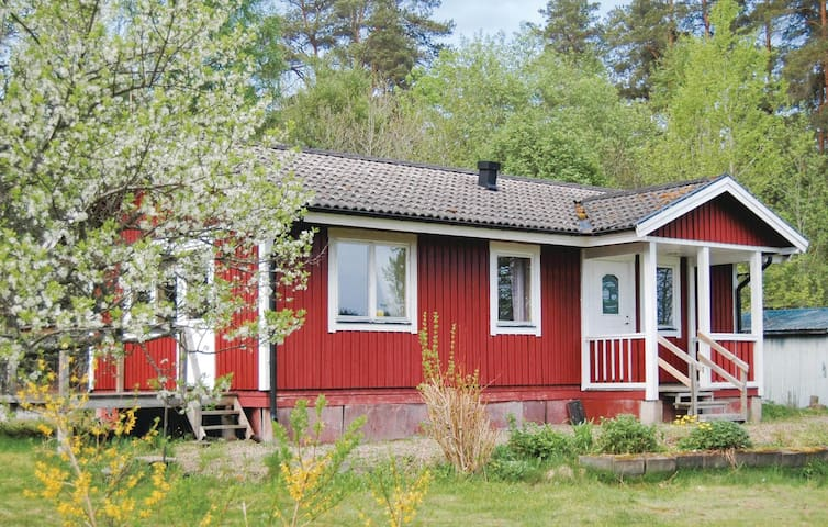 Holiday cottage with 1 bedroom on 50m² in Nossebro