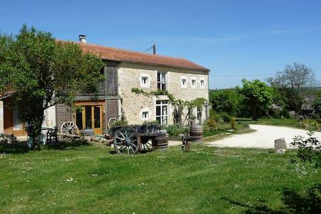 """ancienne ferme  """"le caillou"""""""