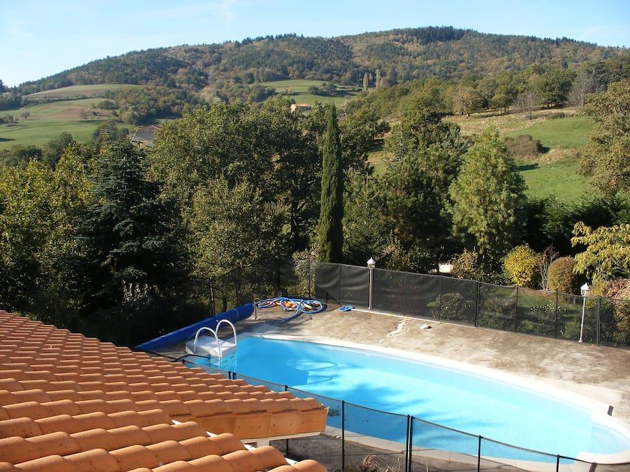 Maison individuelle avec piscine villas louer for Piscine du colombier