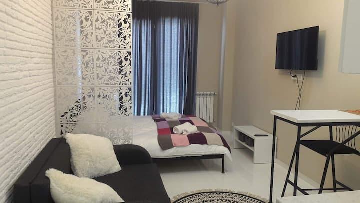 Tatiana's Apartment New Gudauri, Loft 1 #106