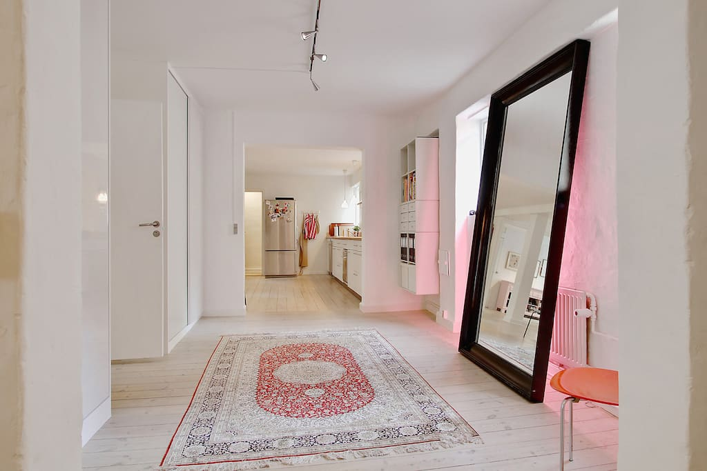 Nice open floor plan