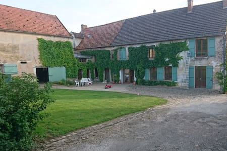 Belle maison à la campagne - Brécy