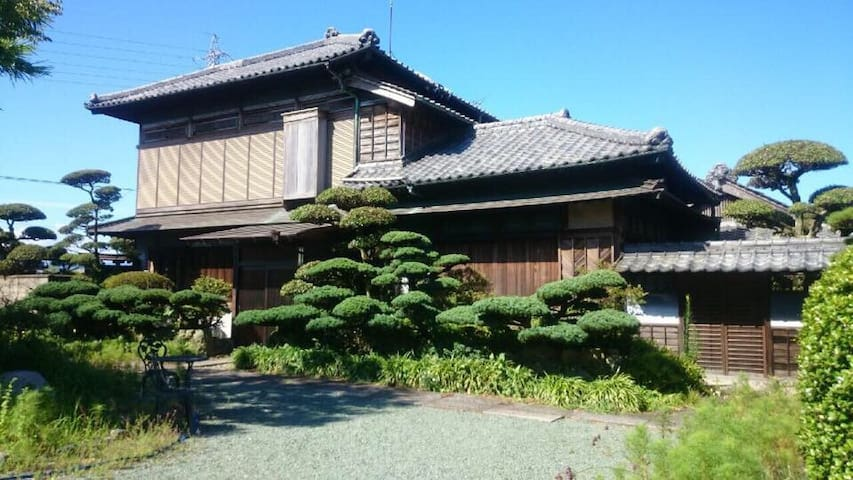 Japanese traditional CypressGuesthouse - 三豊市 - Hus