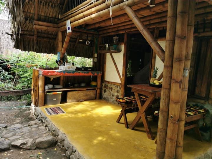 Eco-cabañas Niuvaluna #1