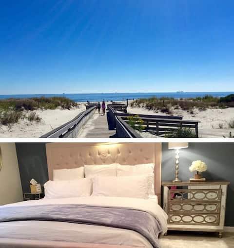 Beautiful Private Beach Retreat