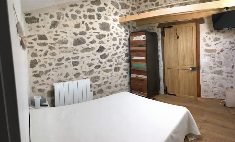 GÎTE «Entre Mer, Vignes et Garrigue»-Montpellier