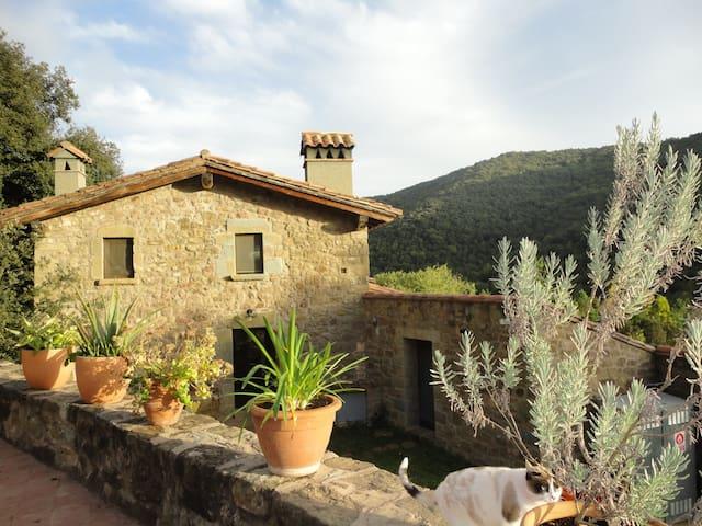Rural Apartments in La Garrotxa - Sant Jaume de Llierca - Apartamento