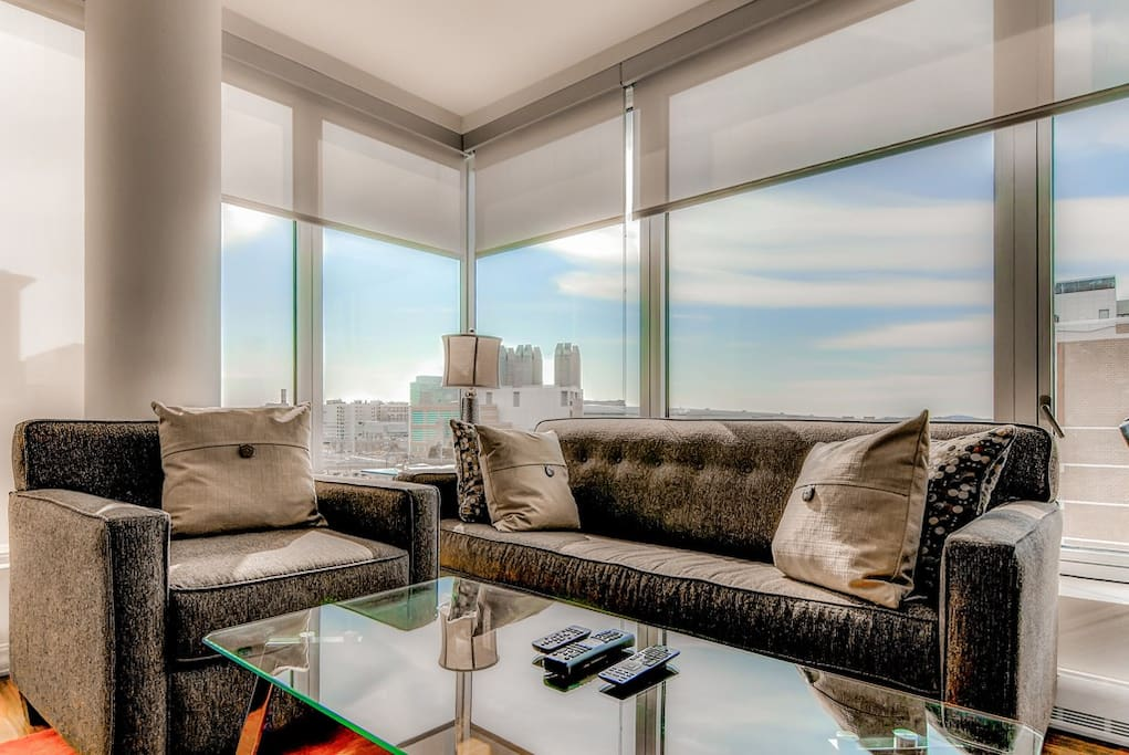 lavish 3 bedroom apartment in seaport flats for rent in boston