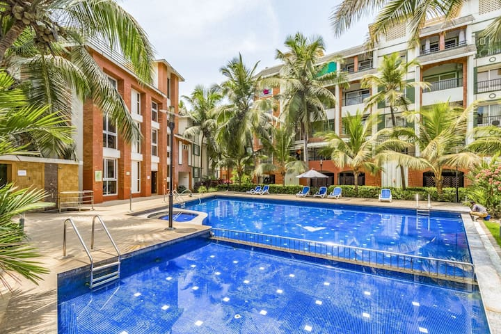 Heritage Exotica 1 BHK with a pool/67916