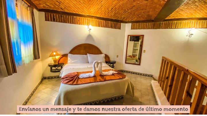 Villa - Suite para 2 o 4prs / Zona centro