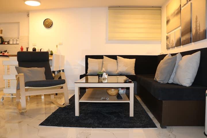 Large and comfortable studio apartment  bait vegan