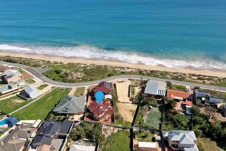 Beachside Getaway Halls Head (Mandurah) 4bed 5bath