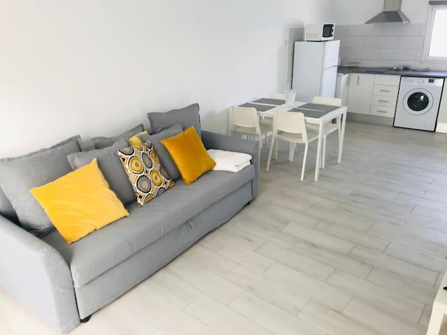 Apartamento a estrenar Puerto Santiago