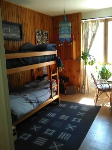 bed and brefast  chez l'habitant en appartement - Modane - Bed & Breakfast
