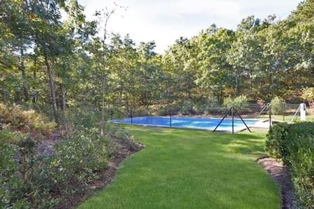 Perfect Hamptons Escape with Pool. West of Canal - East Quogue - Hus