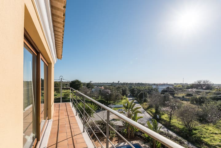 Villa Sul - Balcony 1st Floor Master Suite