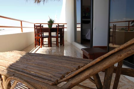 Deluxe room for 2 people at Playas Villamil - General Villamil