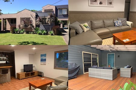 Private Bedroom, Bathroom & Lounge - Central Nowra