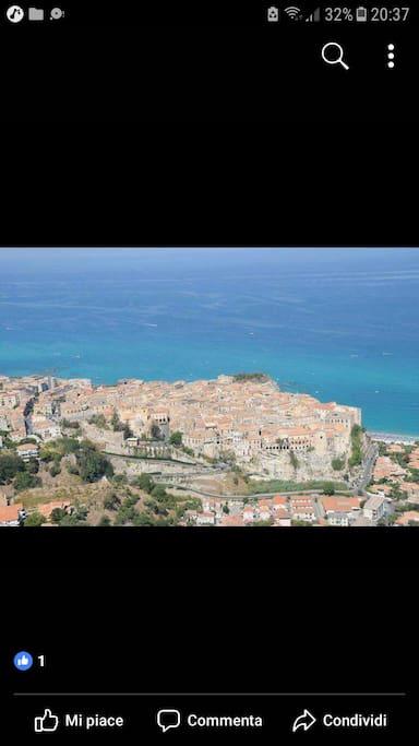 Panorama di Tropea