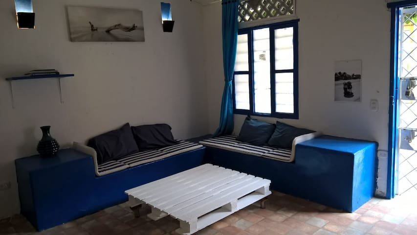 Private and bohemian house in Getsemani