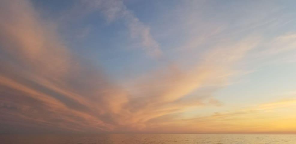 Best sunsets!