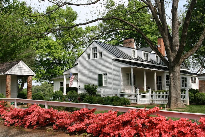 Historic Inn close to Chapel Hill & Saxapahaw