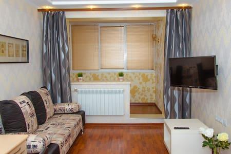 Уютная квартира в центре Академгородка - Nowosybirsk