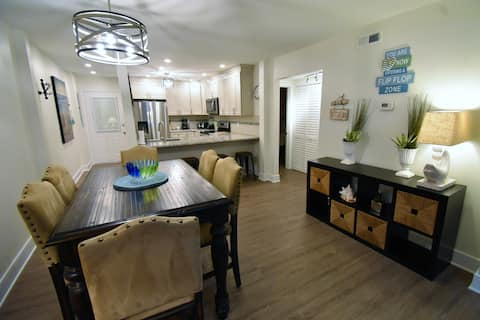 Beach paradise within walk to downtown Rehoboth