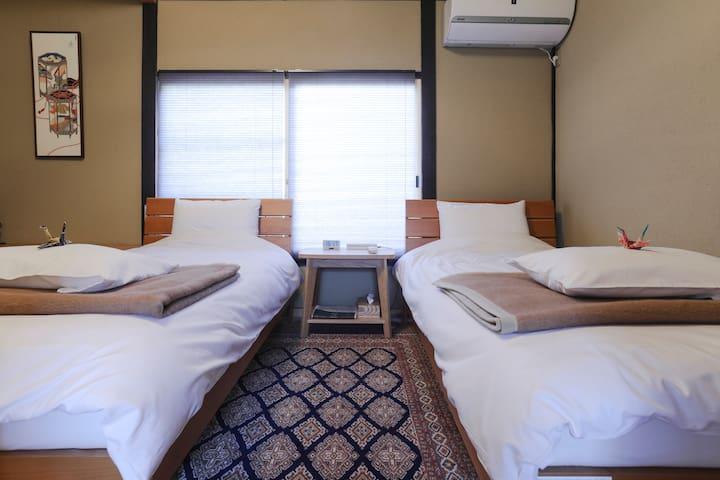 Bed room, 2nd Fl.