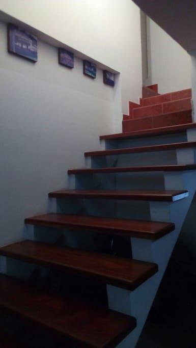 Ubicada en segundo piso