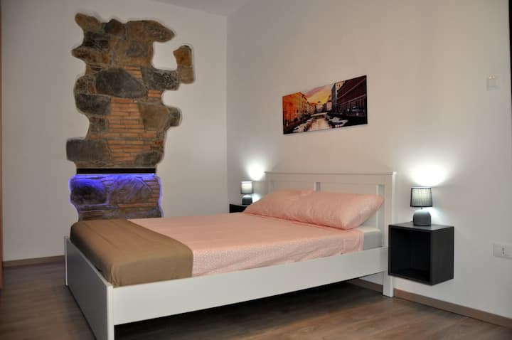 Holiday house-ALLA FERMATA-One or Two Bedrooms