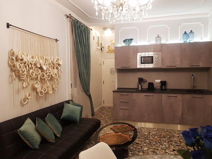 ❤️ Beautiful stylish apartment in Venice♥️
