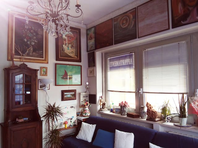 Clodia Minor flat-sea front house,lift and parking