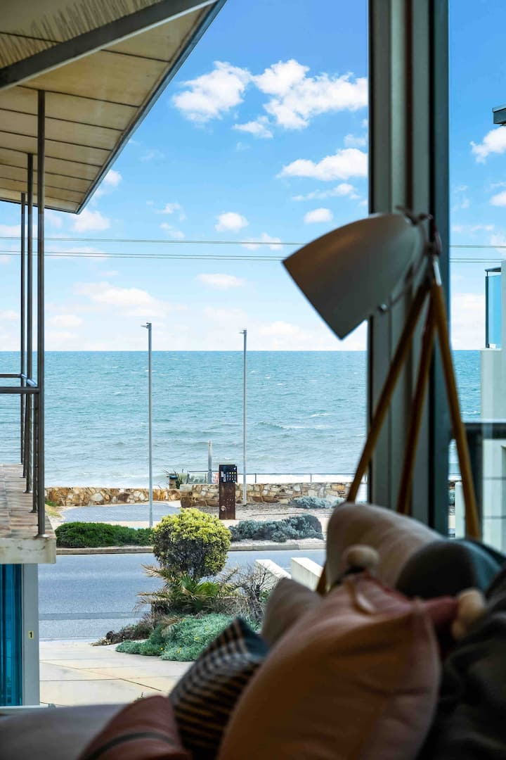 Sea facing luxury