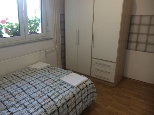 Rooms in downtown of Ljubljana