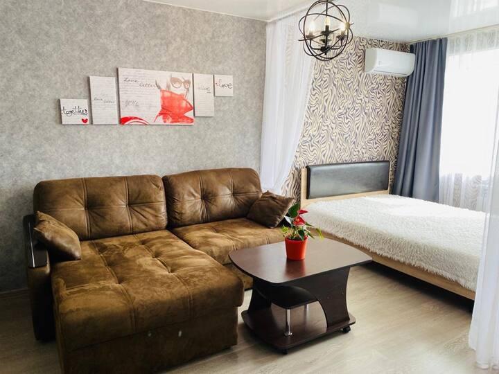 Комфортные апартаменты в центре Артёма