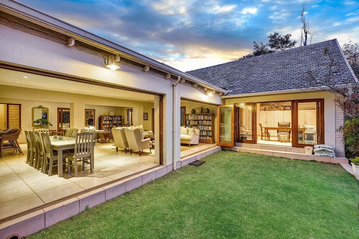 Craighall Park family home for long term rental