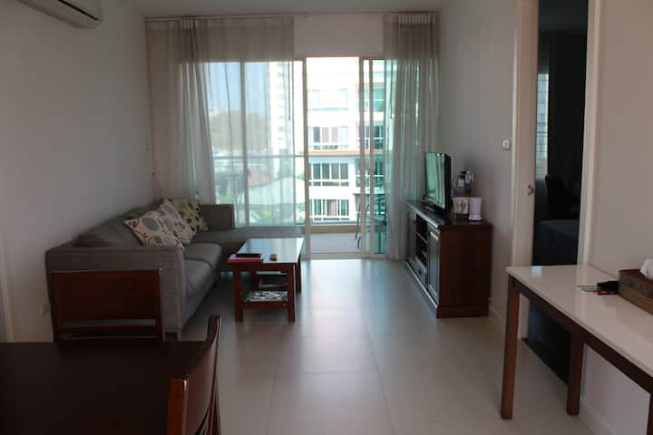 2 bedroom condo apartment