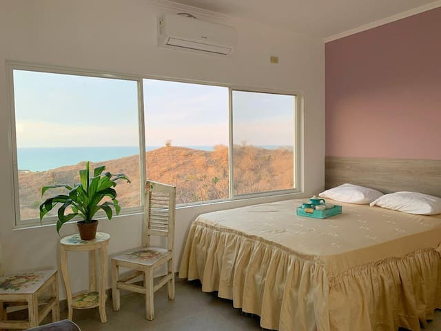 Rooms with panoramic view