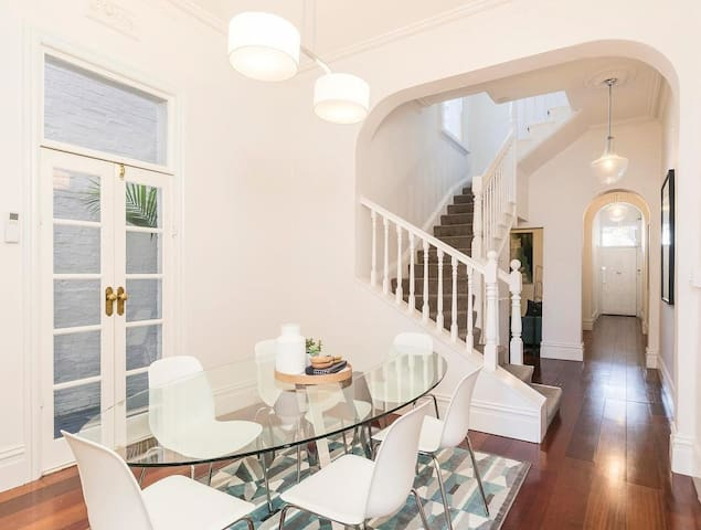 Luxury On Lygon, Victorian Terrace