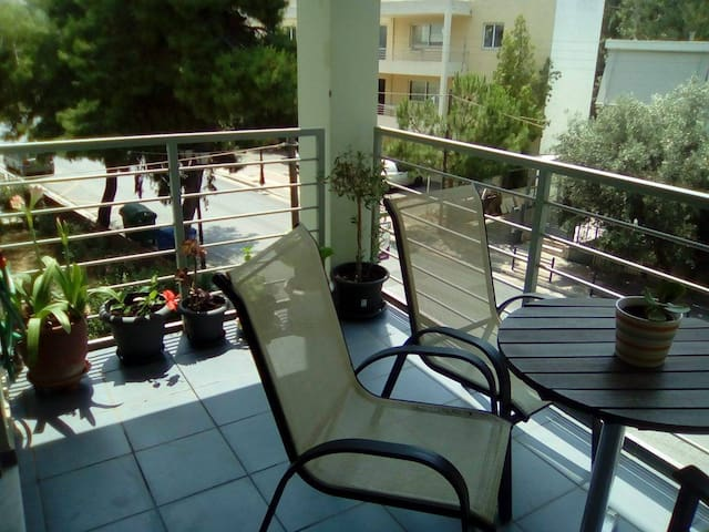 One bedroom aprtm/easy access city center, airport