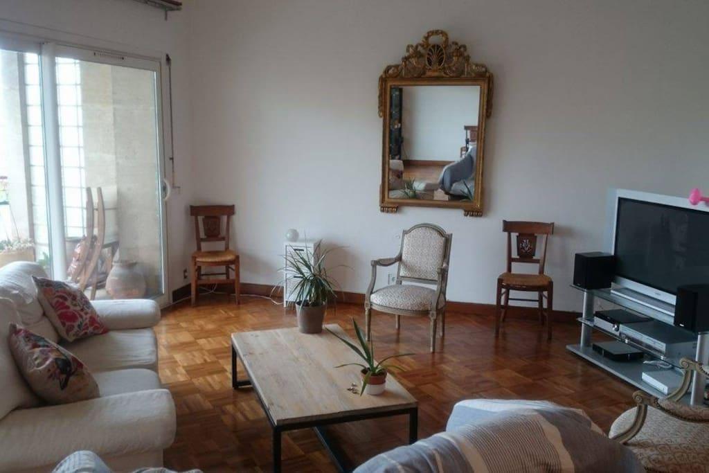 Chambre proche plages et centre appartements louer marseille provence alpes c te d 39 azur - Chambre a louer marseille ...
