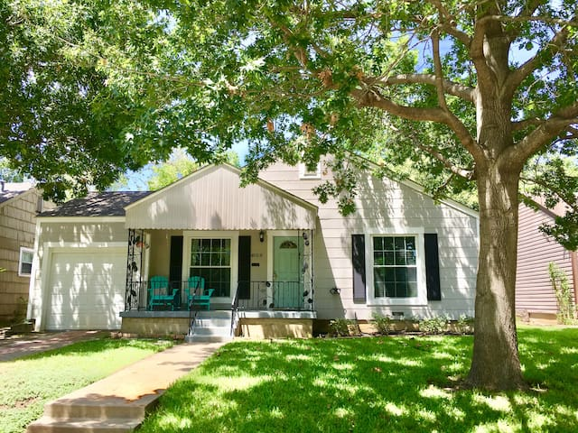 Cosy Home, prime location to explore Ft Worth