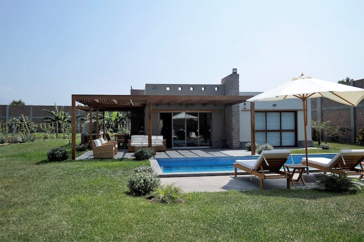 Private Country House in Asia, Lima, Peru